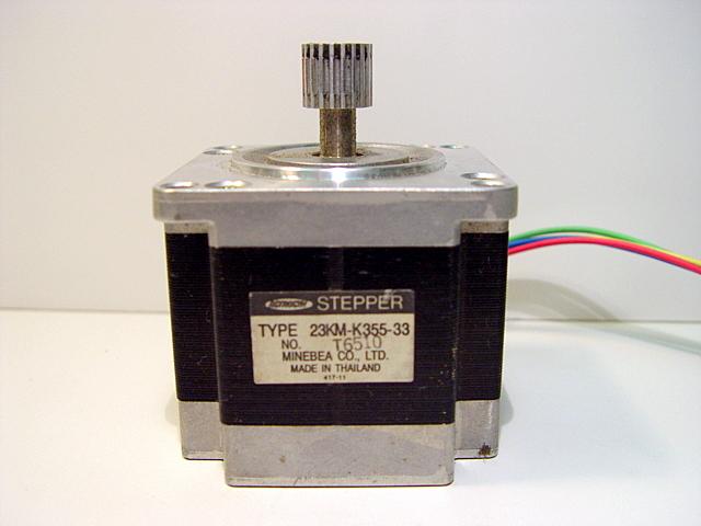 Minebea Astrosyn Stepper Motor 23km K355 33 Ebay