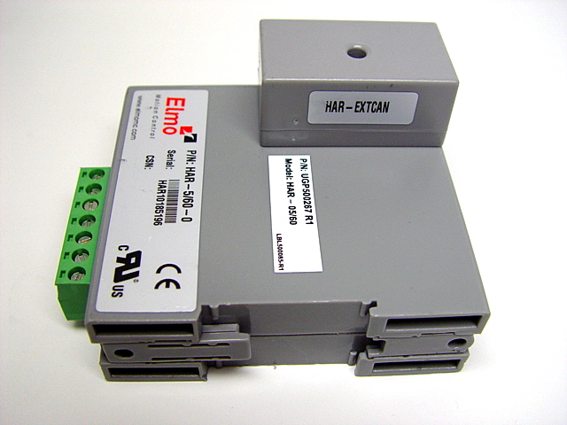Elmo motion control har 5 60 ugp500267 servo drive ebay Elmo motor controller