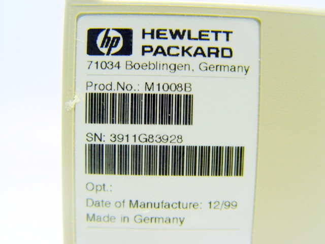 Hewlett,Packard,M1008B,,picture5